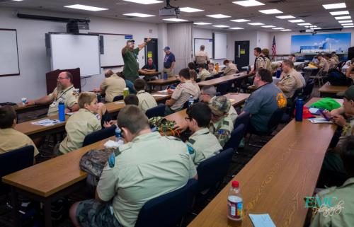 Merit Badge Fair 2018